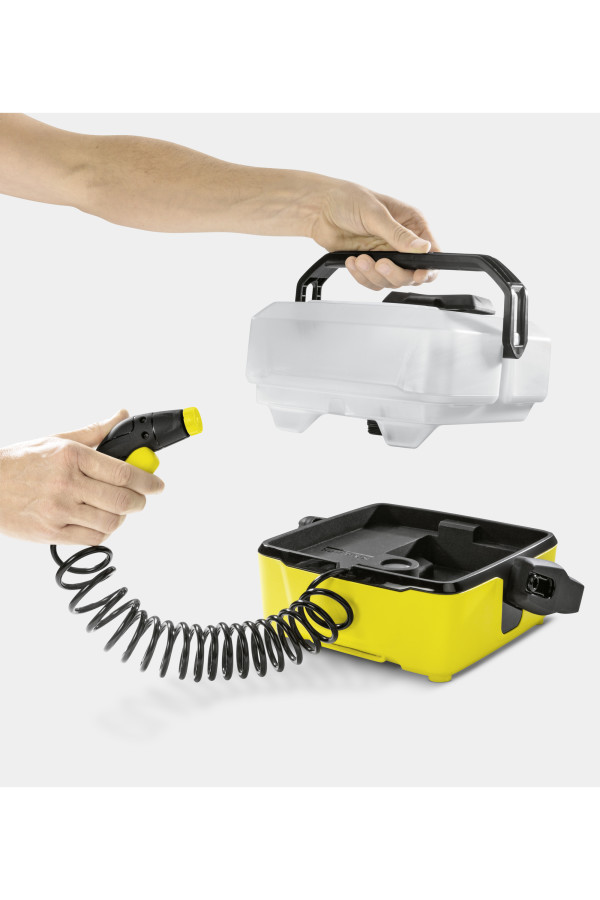 Mobile Outdoor Cleaner Karcher OC 3